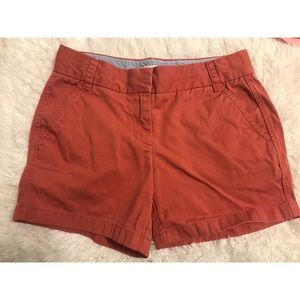 4 for $20 | J.Crew Chino Broken-In Shorts | SIZE 2